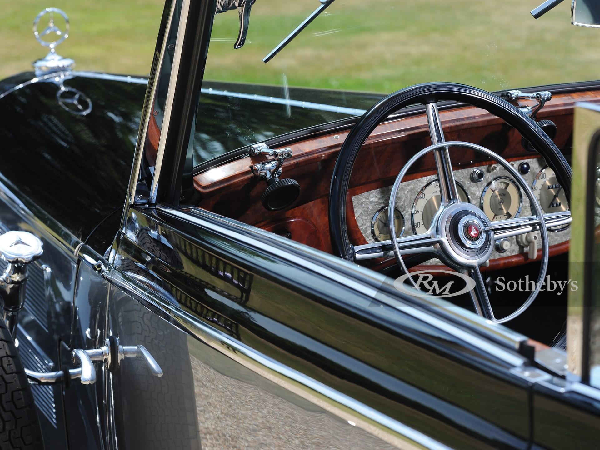 1938 Mercedes-Benz 540 K Cabriolet B  -