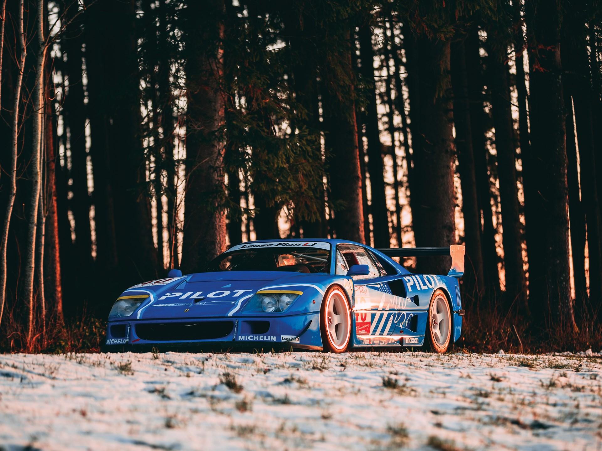 1987 Ferrari F40 LM