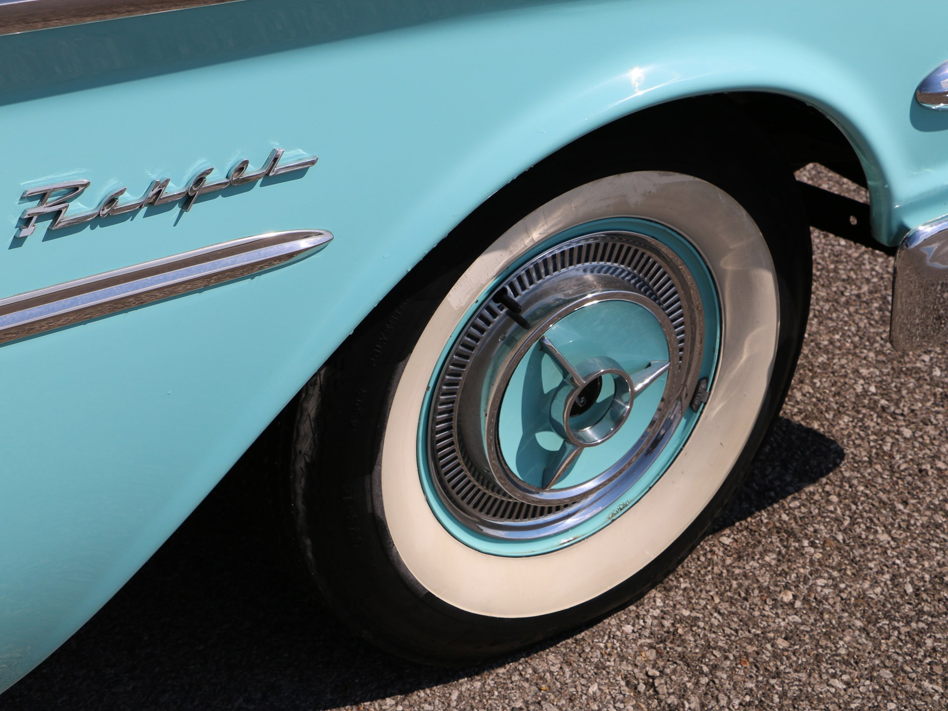 1960 Edsel Ranger Hardtop Coupe