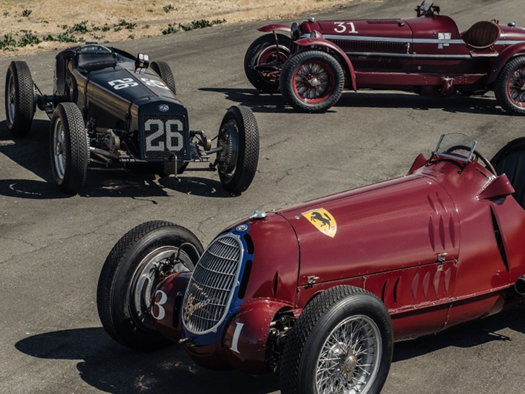 The Peter Giddings Collection Offered at RM Sothebys Monterey Live Auction 2021