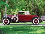 1931 Stutz SV-16 Convertible Coupe  - $