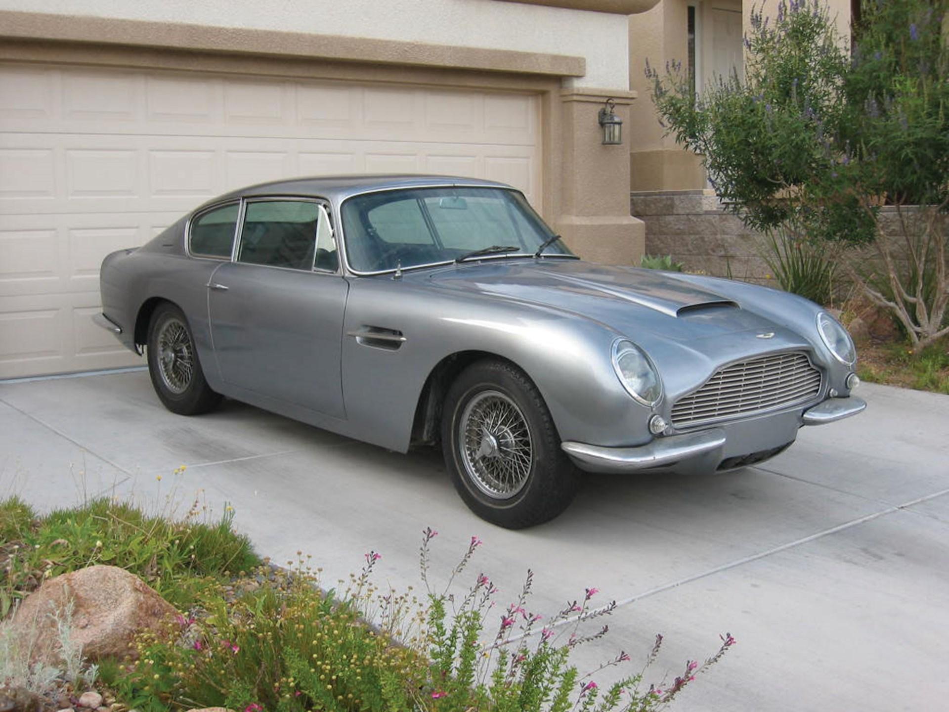 RM Sothebys Aston Martin DB Coupe The Monterey Sports And - 1967 aston martin