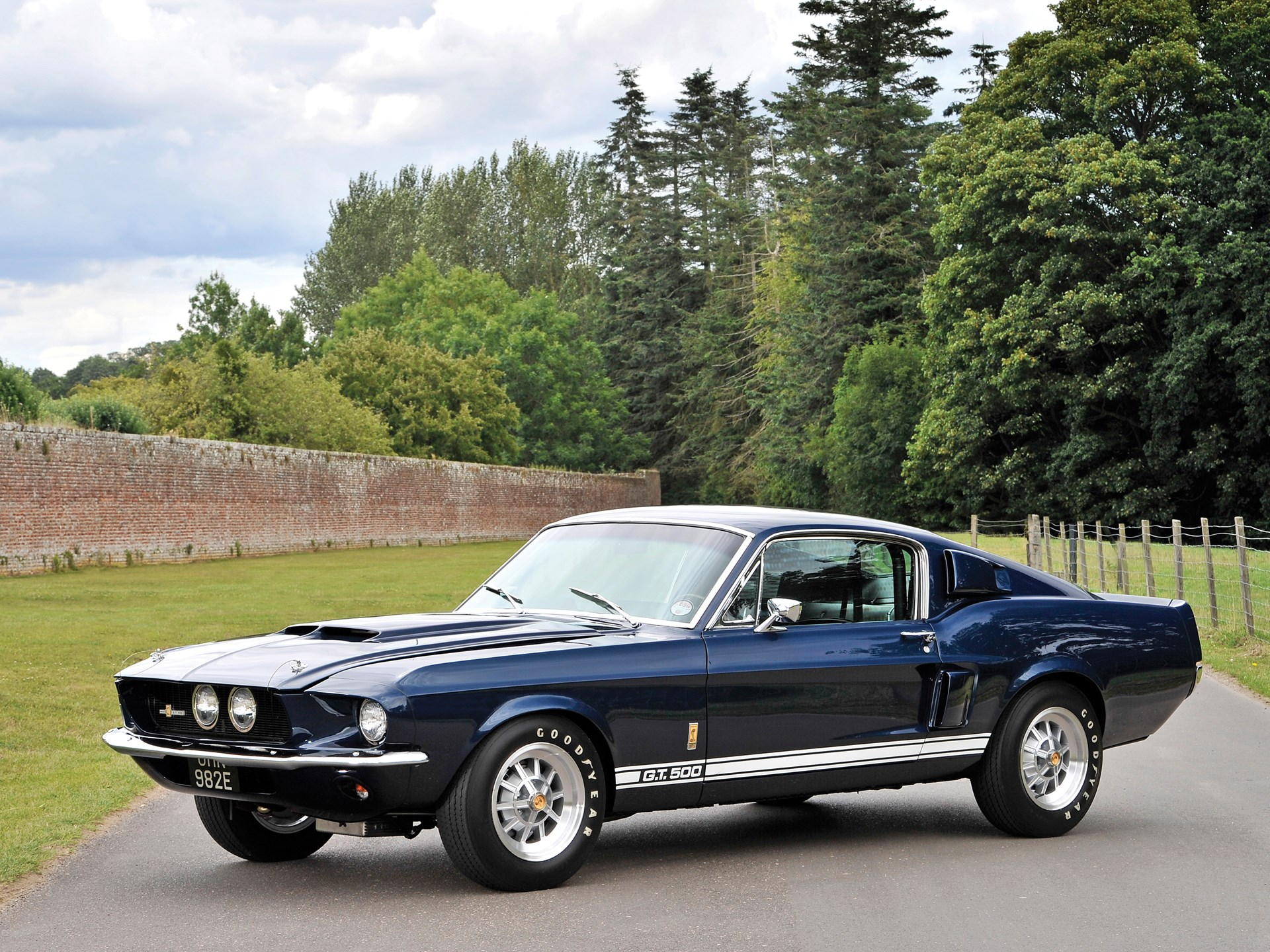 Rm Sotheby S 1967 Shelby Gt500 Fastback London 2015