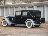 1933 Rolls-Royce 20/25 Enclosed Limousine Sedanca by Thrupp & Maberly - $