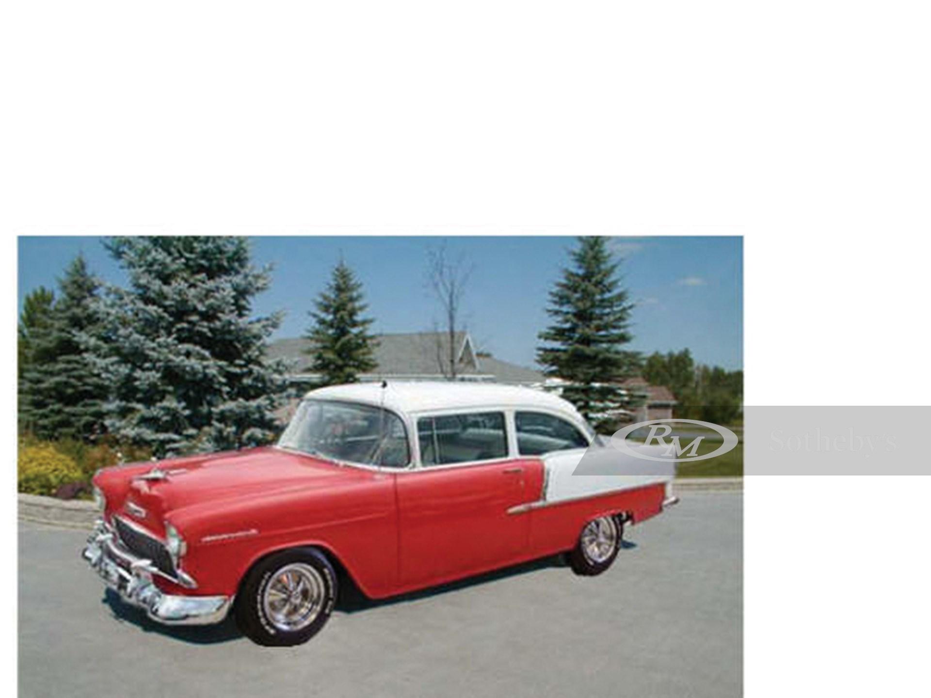 1955 Chevrolet 2D  -