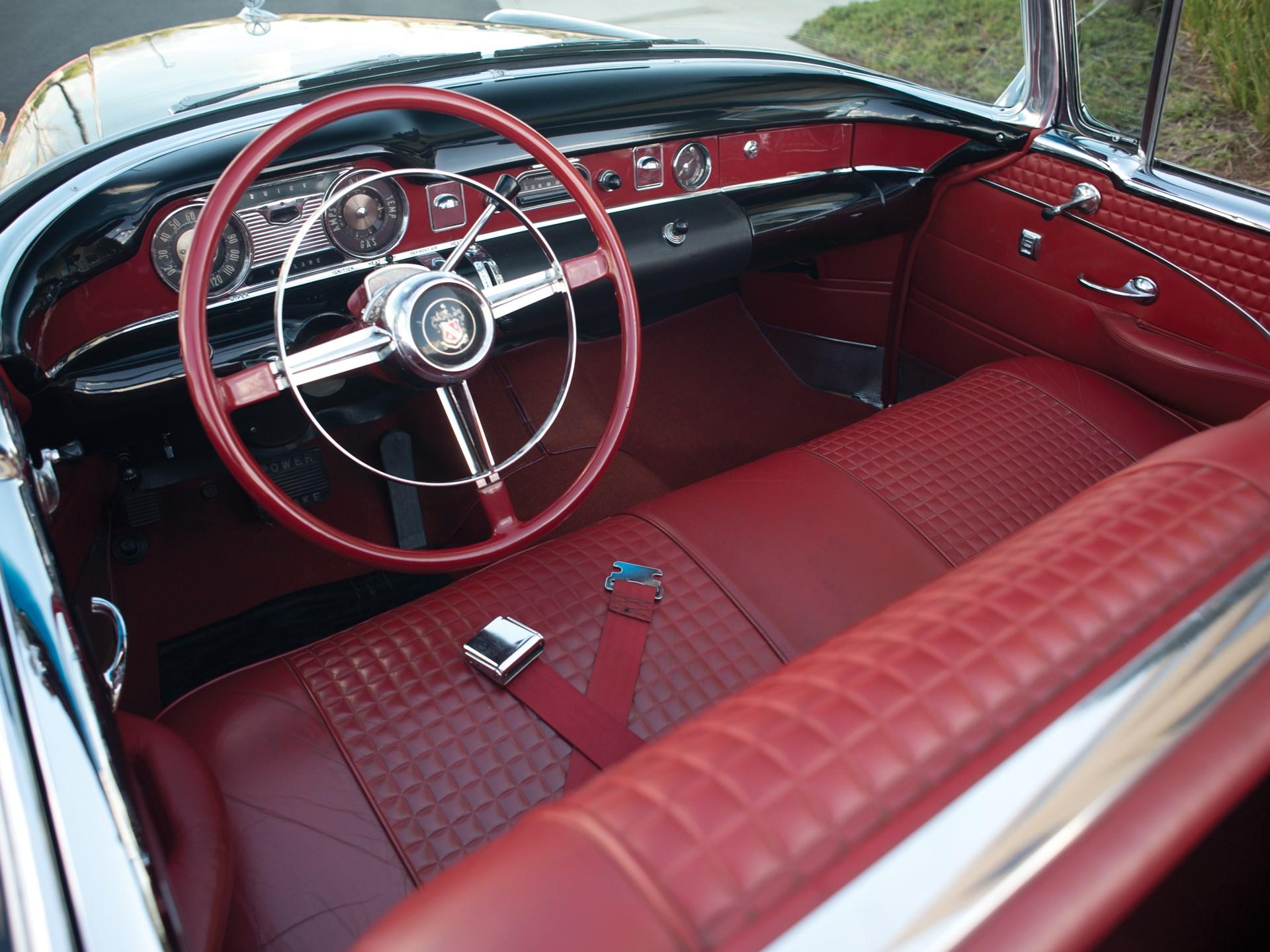 Rm Sothebys 1954 Buick Skylark Convertible Arizona 2014 1951 For Sale