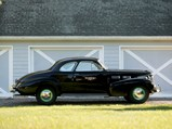 1940 Cadillac Series 62 Coupe  - $