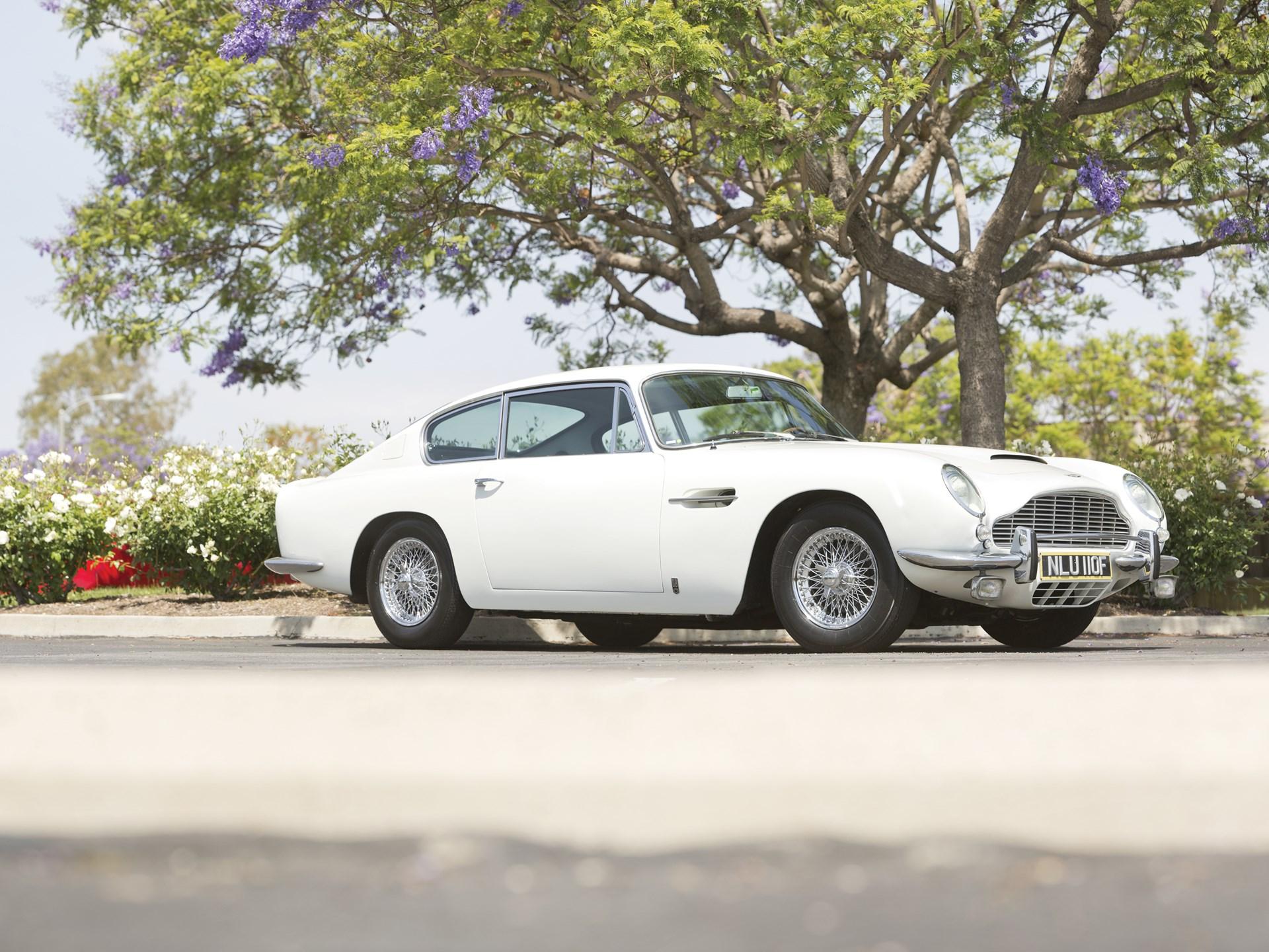 RM Sothebys Aston Martin DB Monterey - 1967 aston martin
