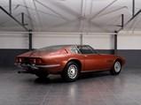 1972 Maserati Ghibli SS 4.9 Coupé by Ghia - $