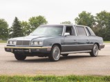 1985 Chrysler Executive Limousine  - $Photo: Teddy Pieper @vconceptsllc | ©2020 Courtesy of RM Auctions