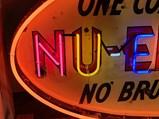 Nu-Enamel Neon Porcelain Sign - $