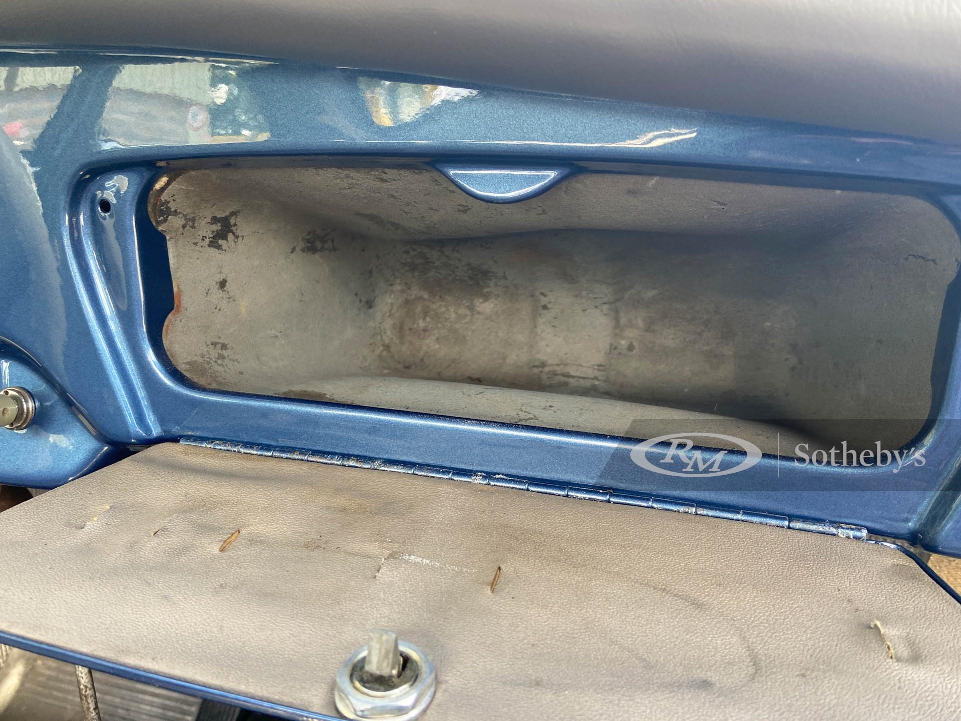 1956 Porsche 356 A 1600 Coupé by Reutter -