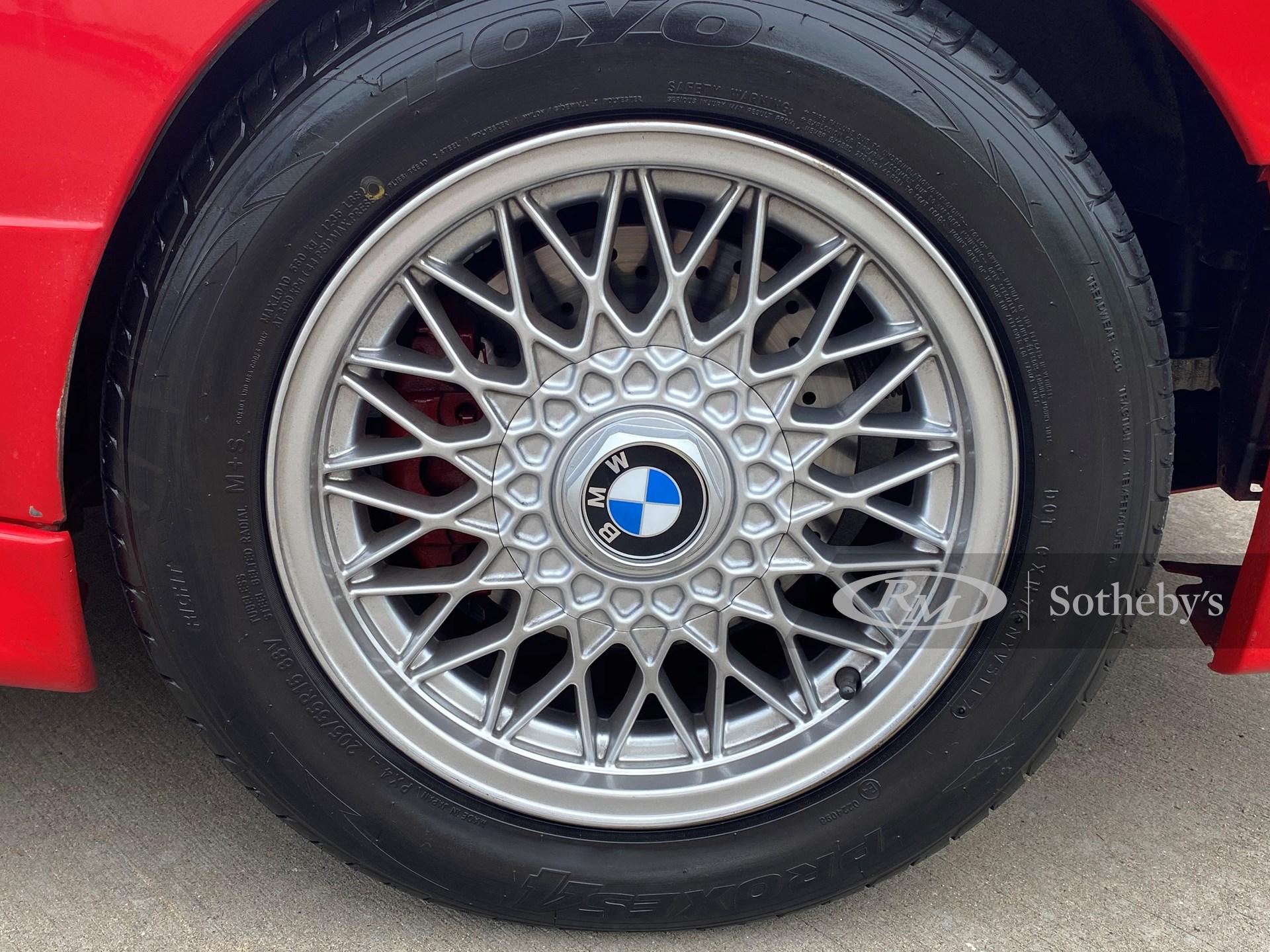 1990 BMW M3  -