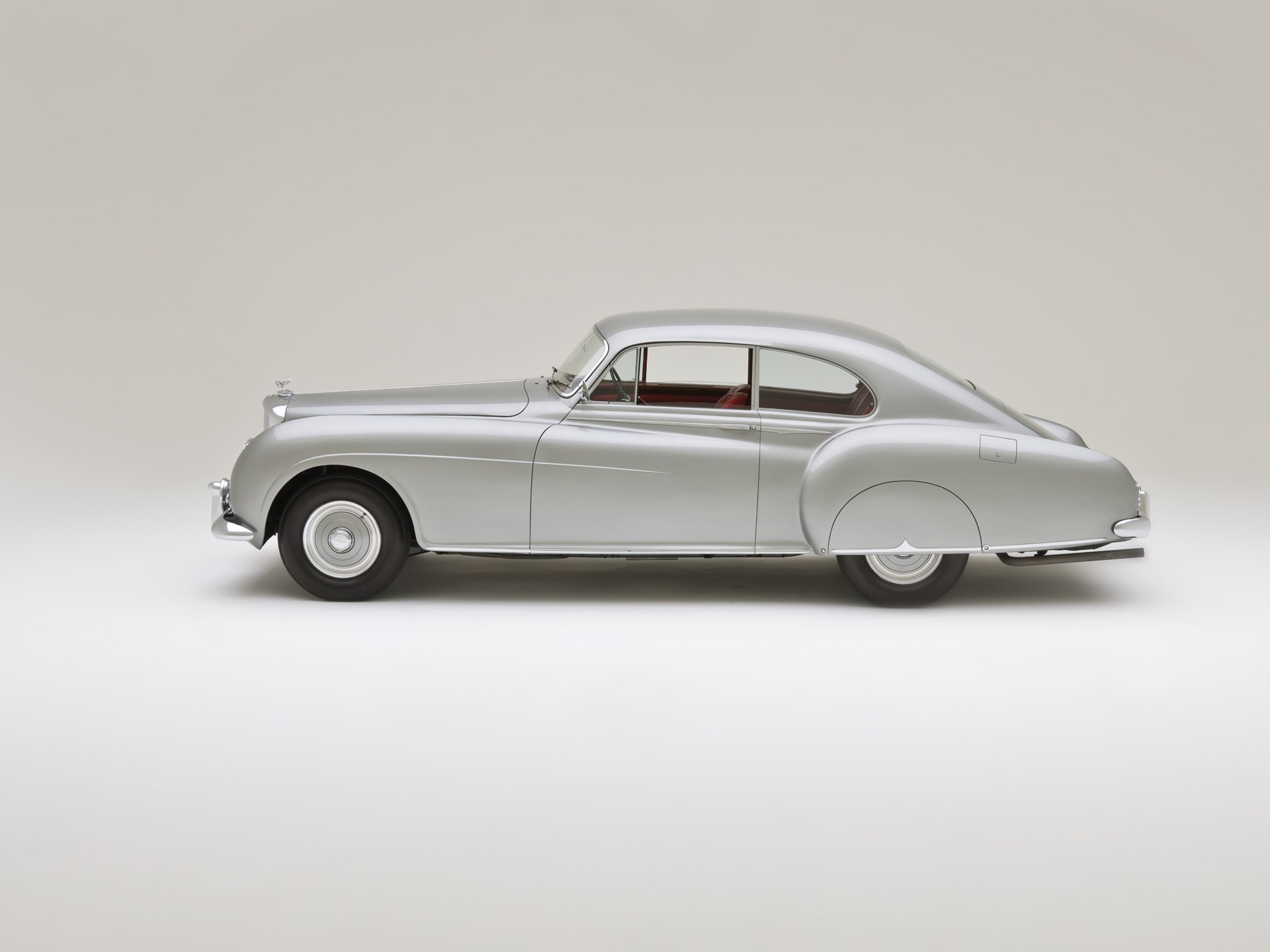 1953 Bentley R-Type Continental Fastback Sports Saloon by H.J. Mulliner