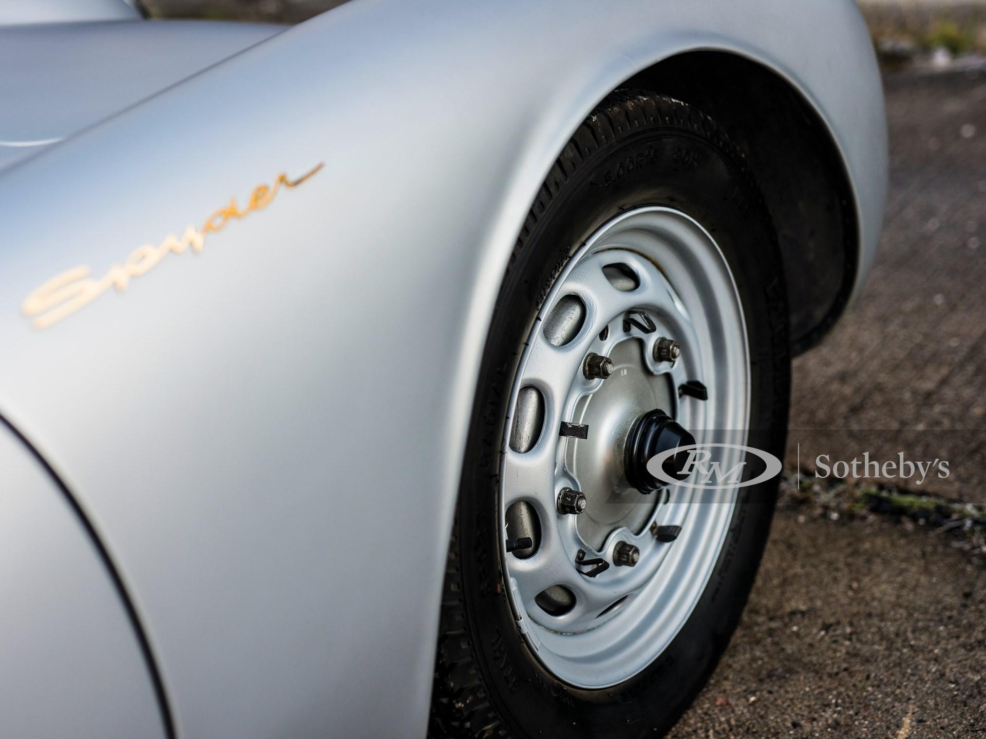 1956 Porsche 550 RS Spyder by Wendler -