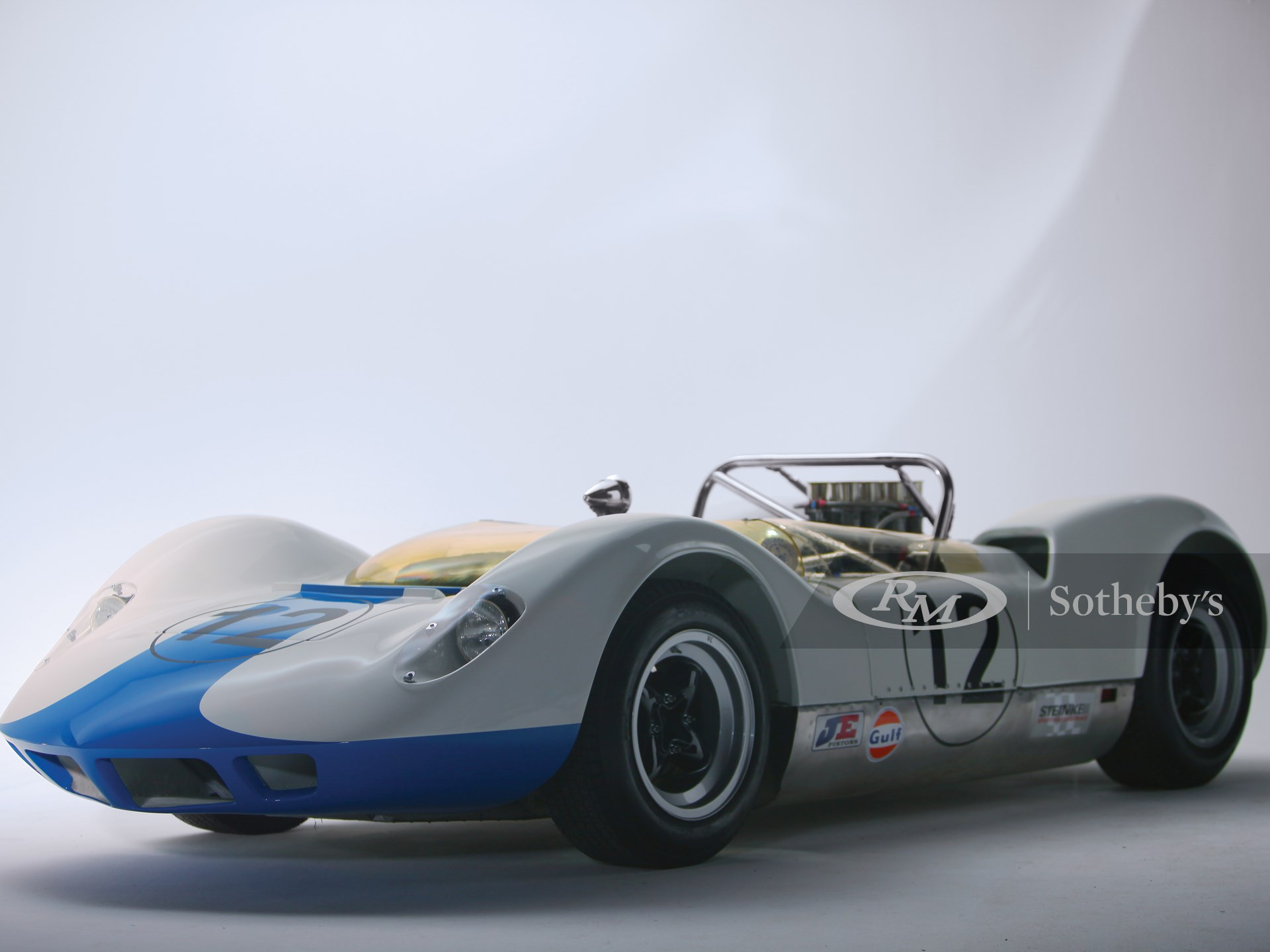 1965 McLaren-Elva M1A Sports Racing Car