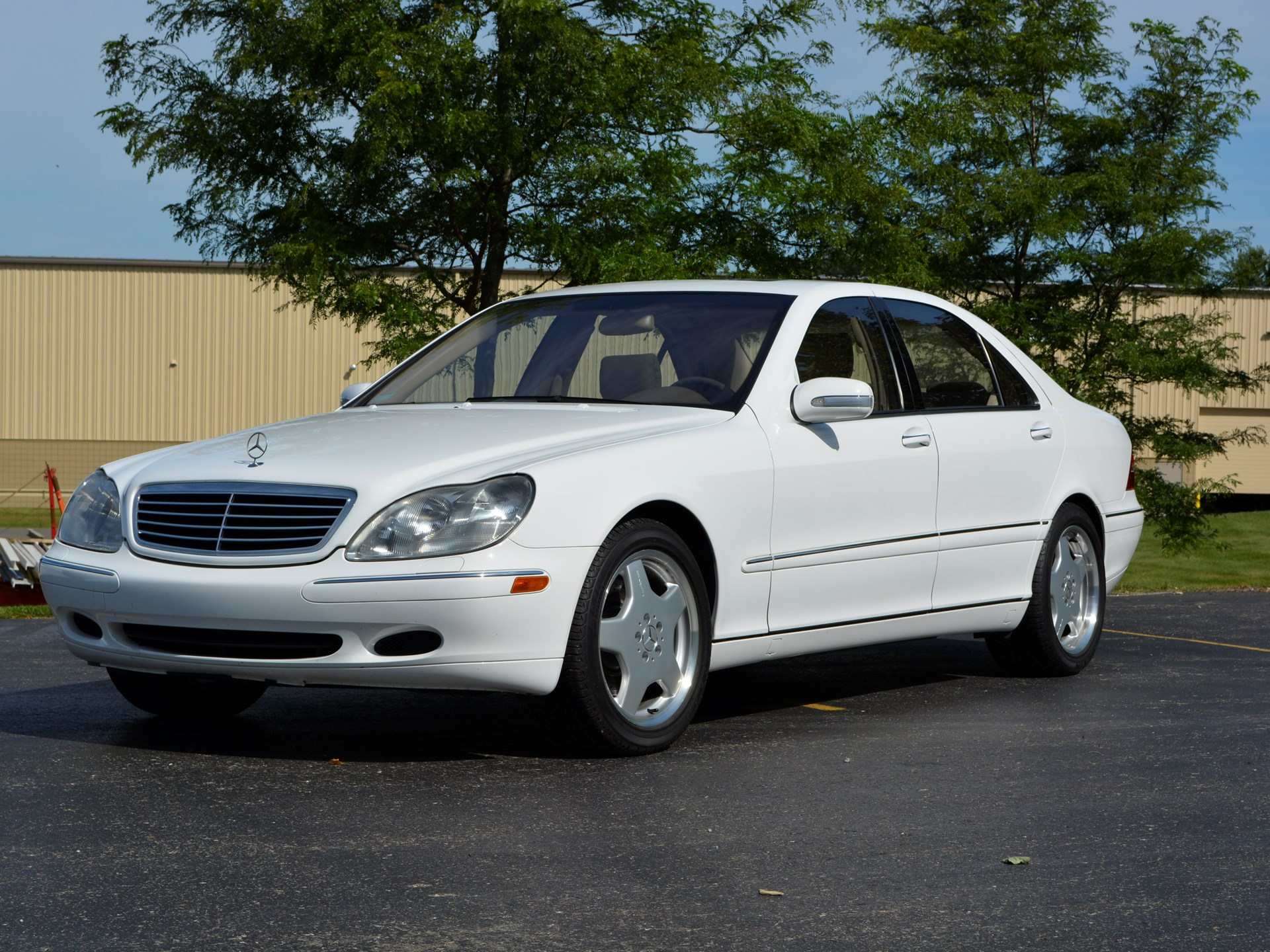2001 Mercedes Benz S430