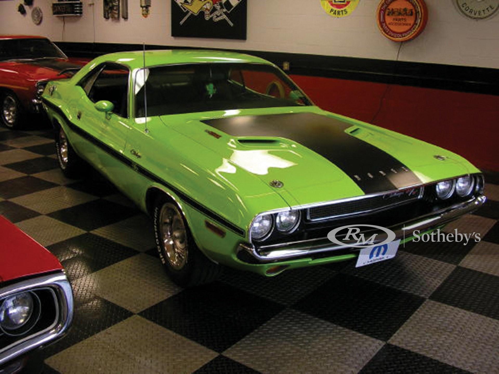 1970 Dodge Challenger RT 2D