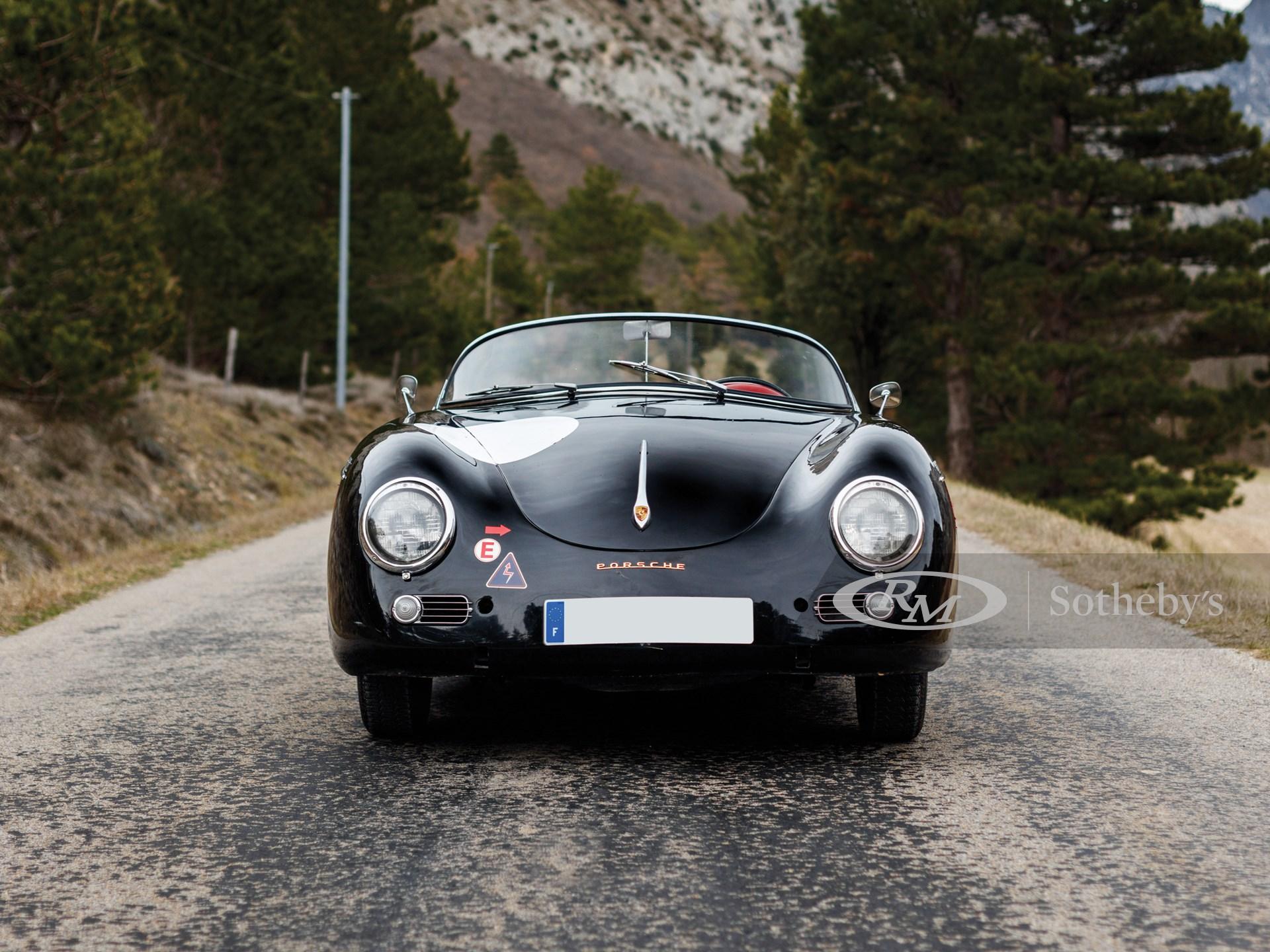 1957 Porsche 356 A Speedster by Reutter -