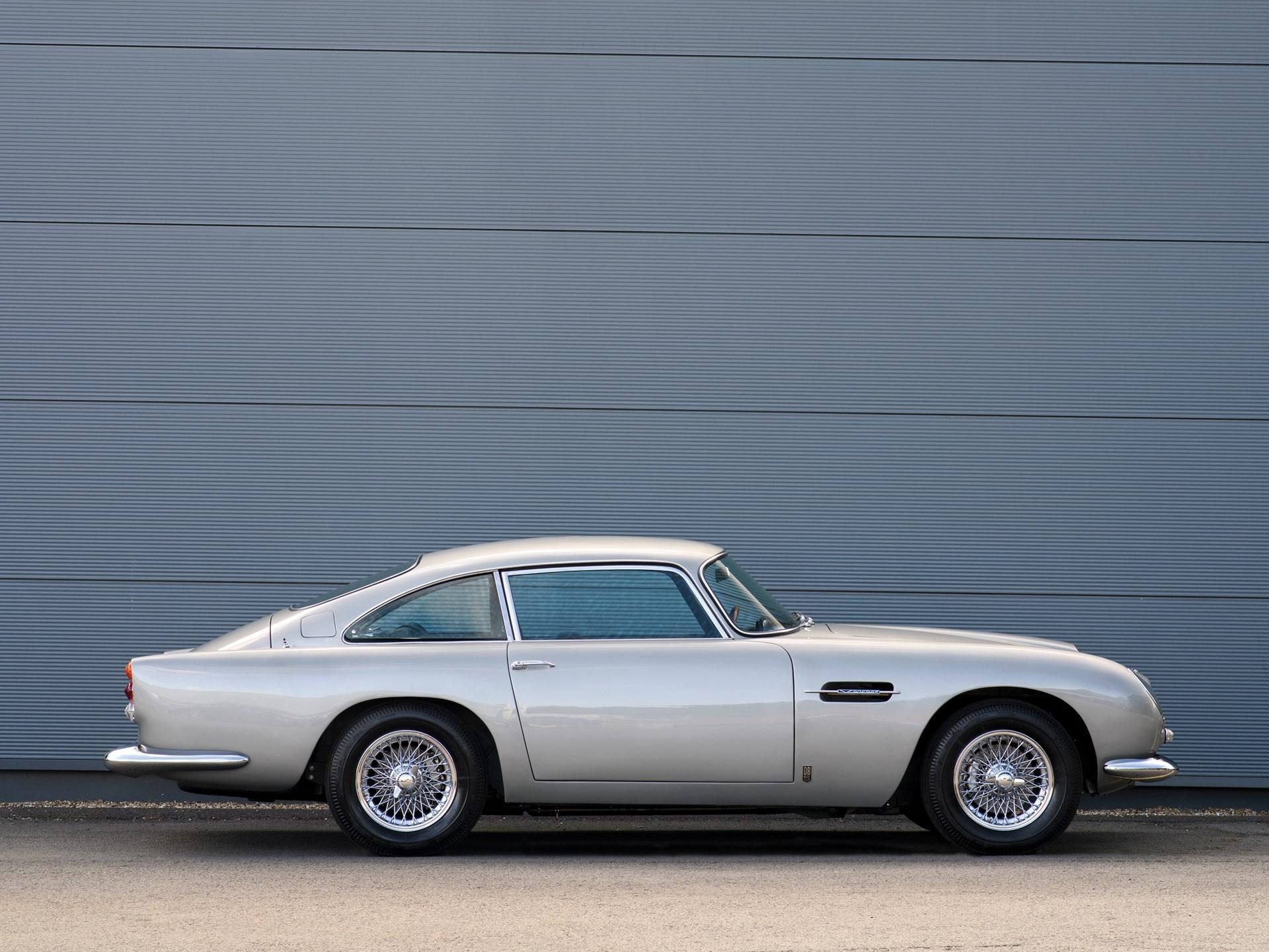 Rm Sotheby S 1964 Aston Martin Db5 Vantage Specification
