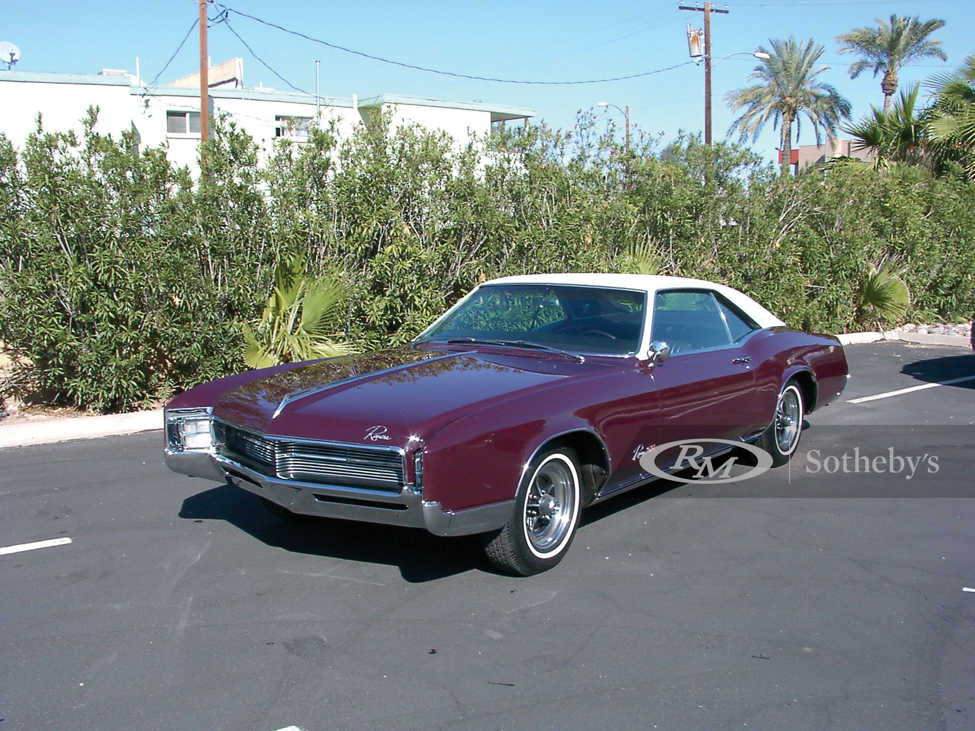 1967 Buick Riviera GS 2D