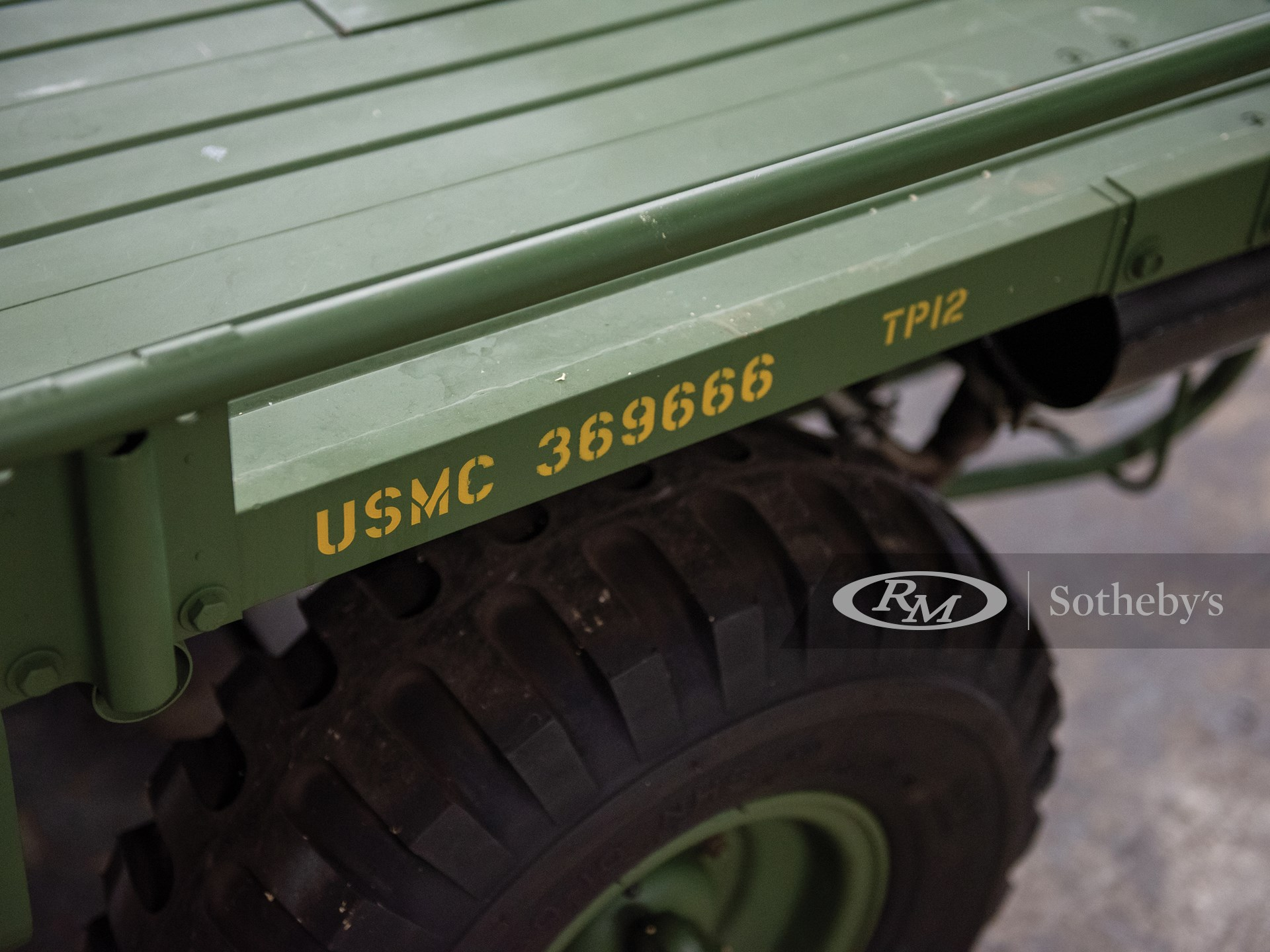 1968  M274 A5 ½-Ton 4×4 'Mule'  -