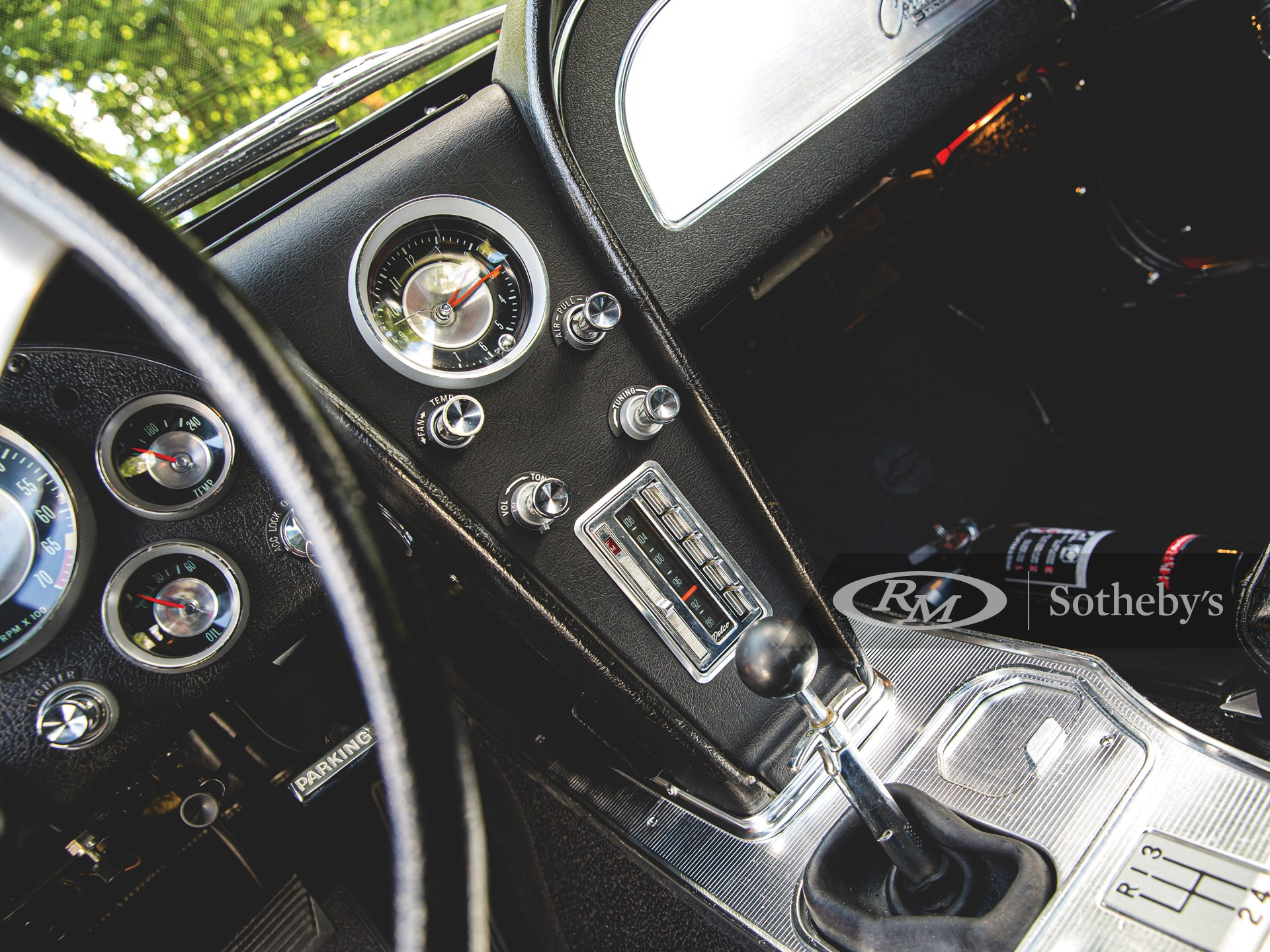 1963 Chevrolet Corvette Sting Ray 'Fuel-Injected' Coupe  -