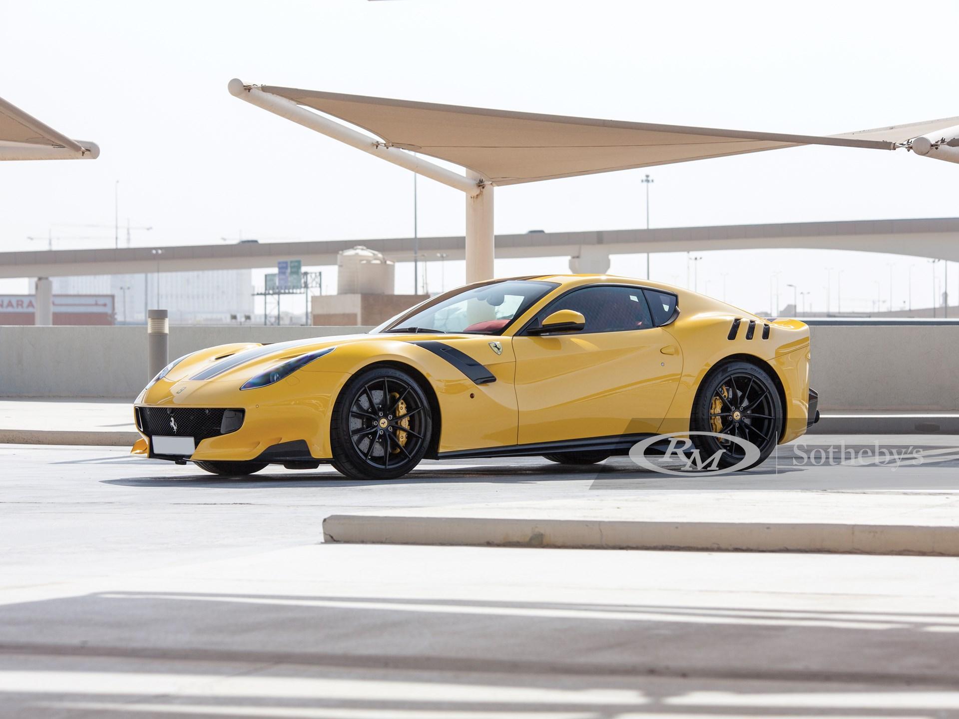 2017 Ferrari F12tdf Abu Dhabi 2019 Rm Sotheby S