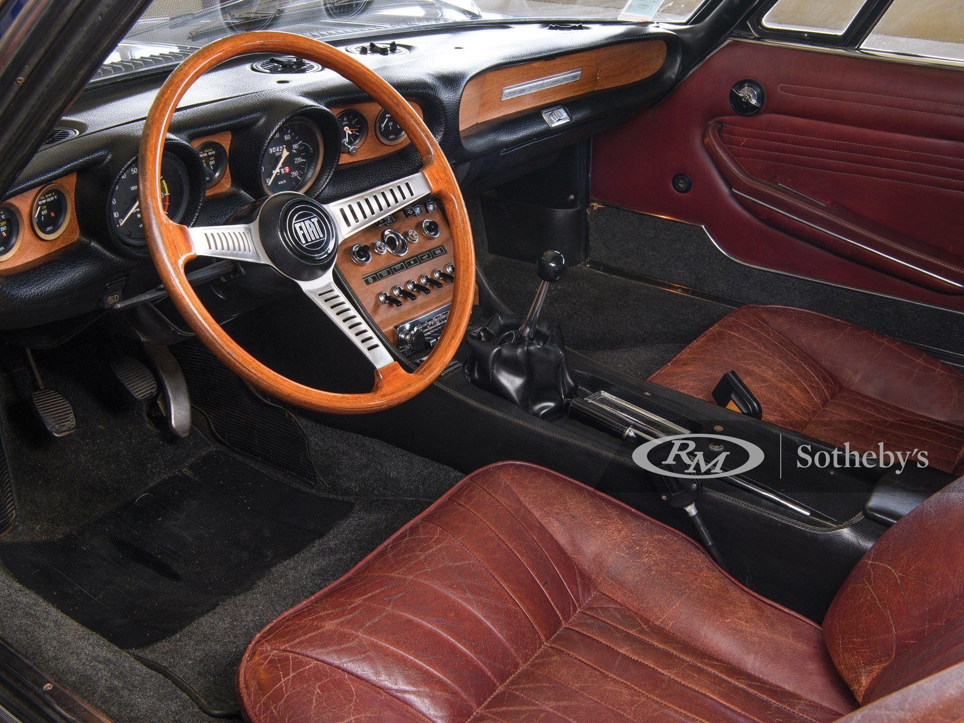 1968 Fiat Dino Coupé  -