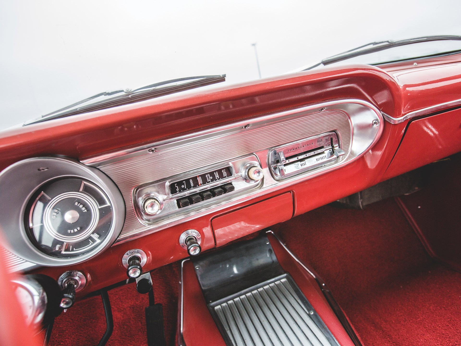 RM Sotheby's - 1963 Ford Fairlane 500 Sports Coupe | Auburn