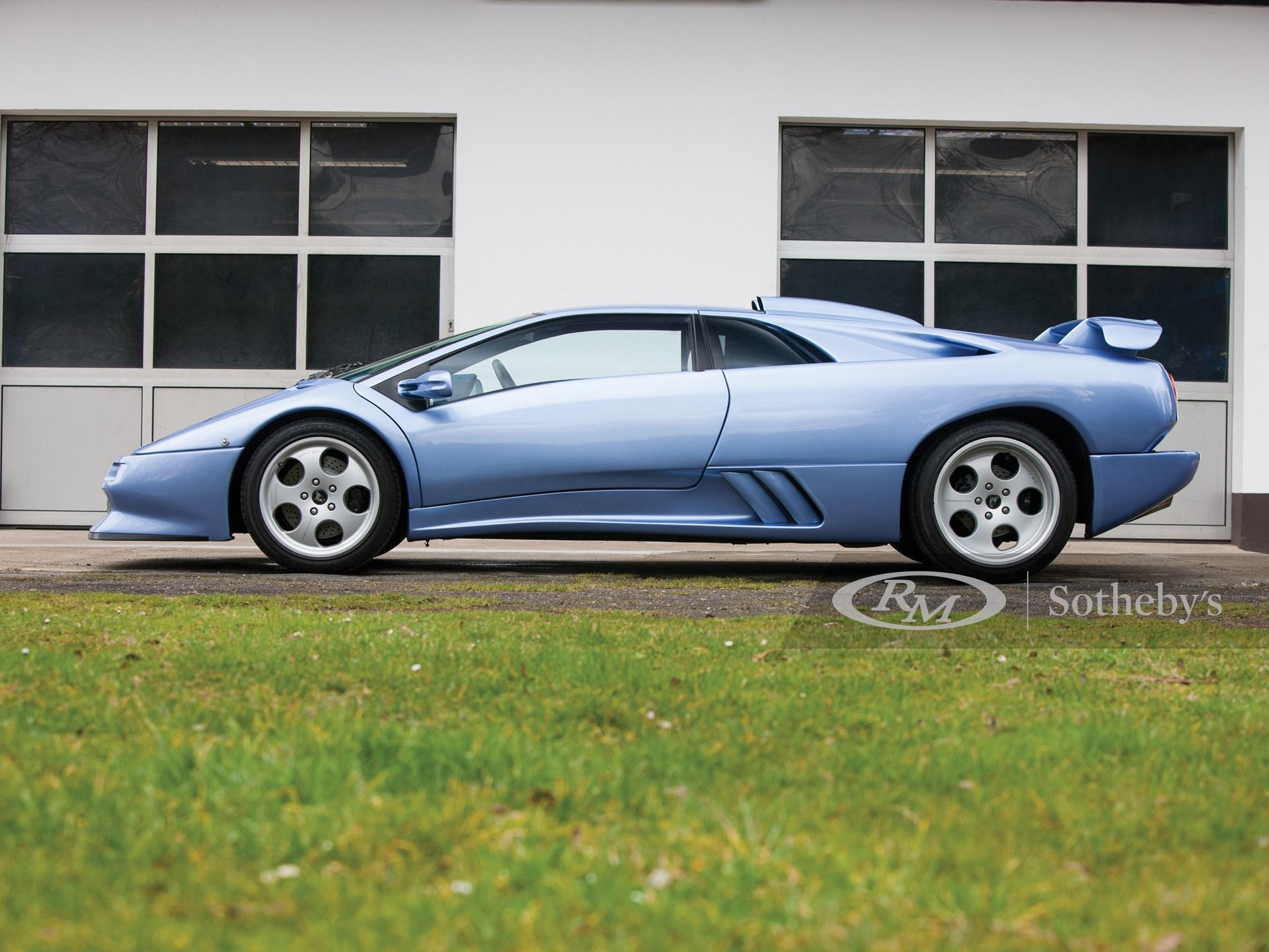 1995 Lamborghini Diablo SE30 Jota  -