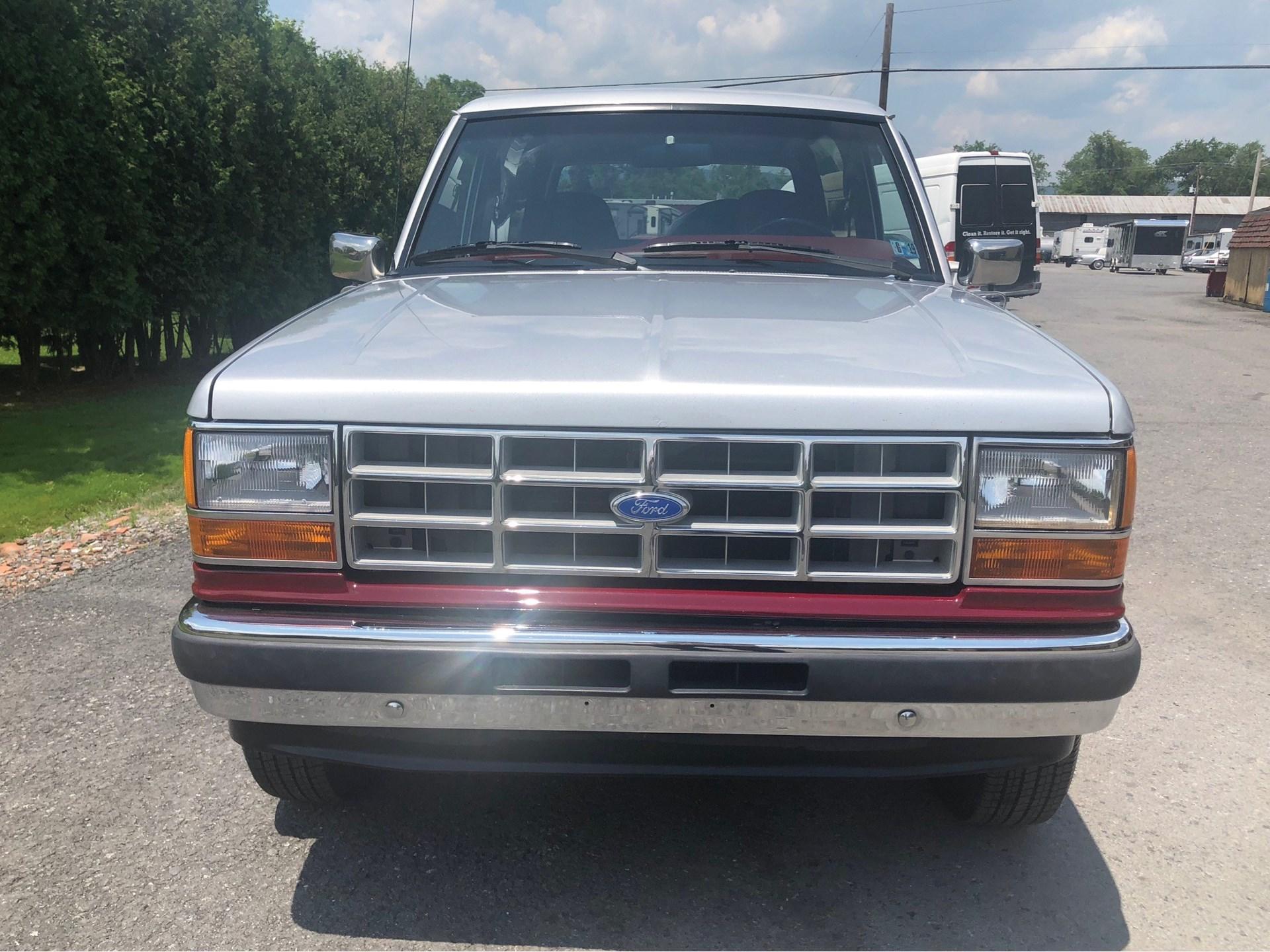 Rm Sothebys 1989 Ford Bronco Ii Xlt Auburn Fall 2018