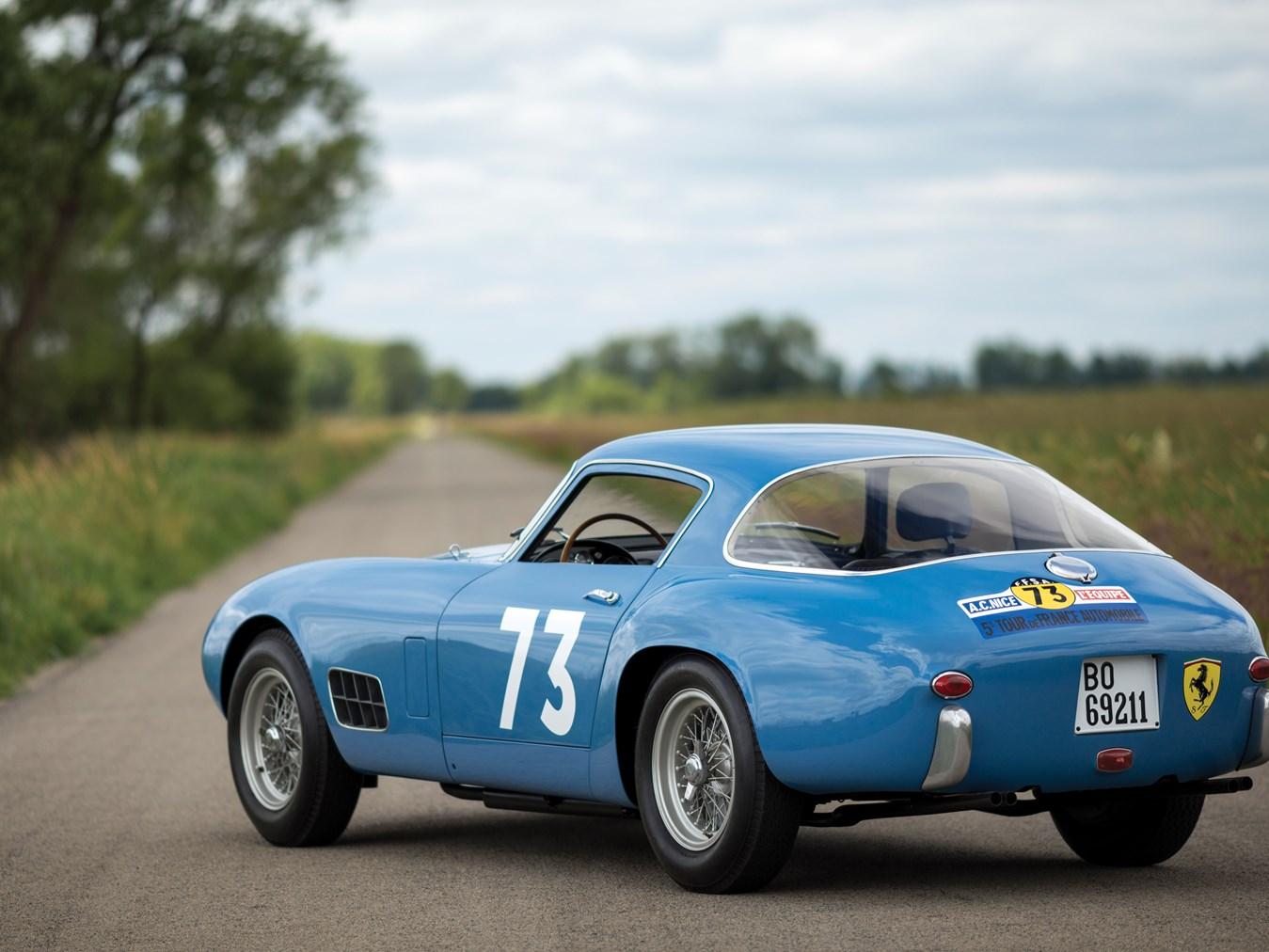 RM Sotheby's - r250 1956 Ferrari 250 GT Berlinetta Competizione ...