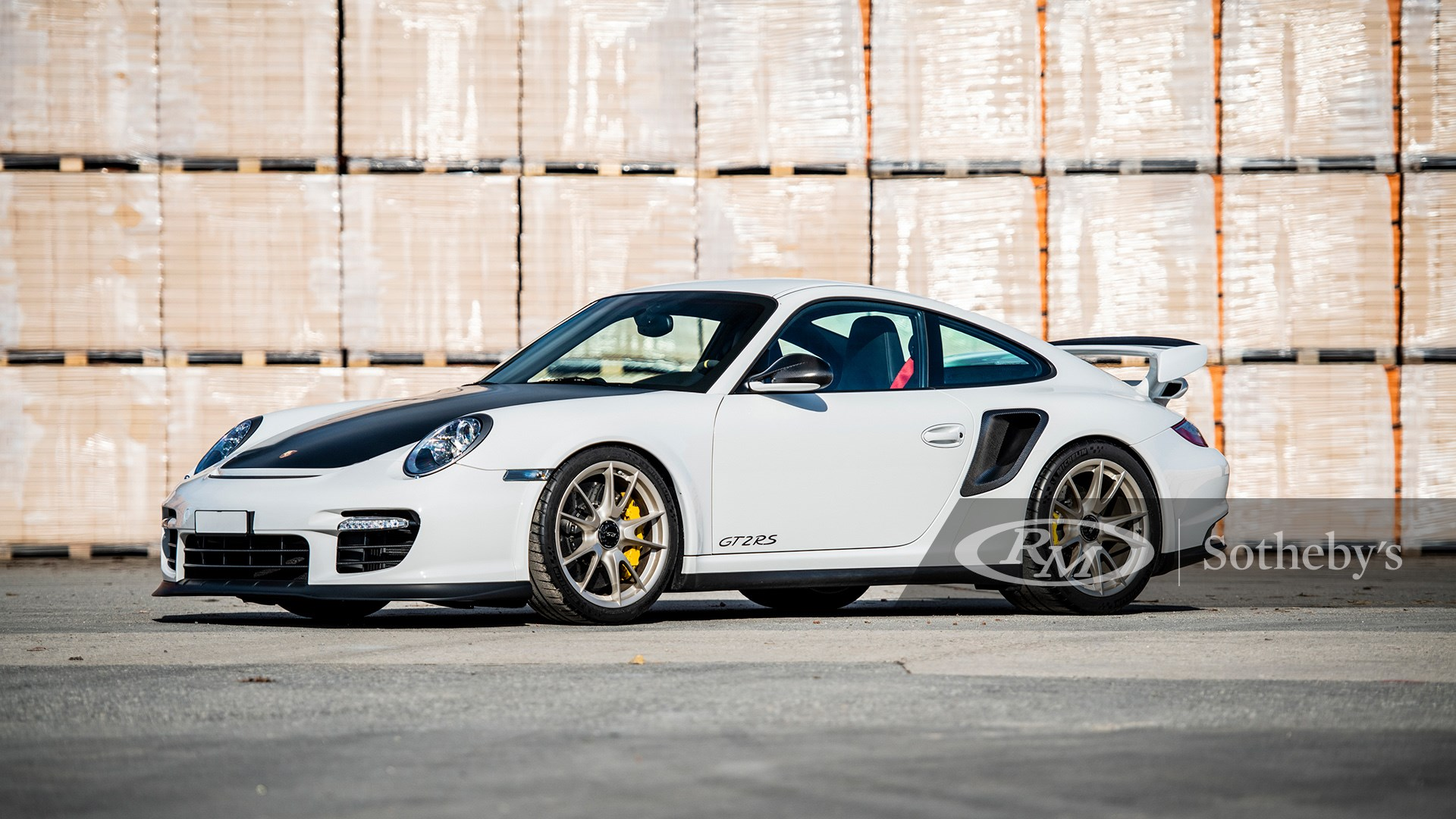 2010 Porsche 911 GT2 RS available at RM Sotheby's Online Only Open Roads February Auction 2021