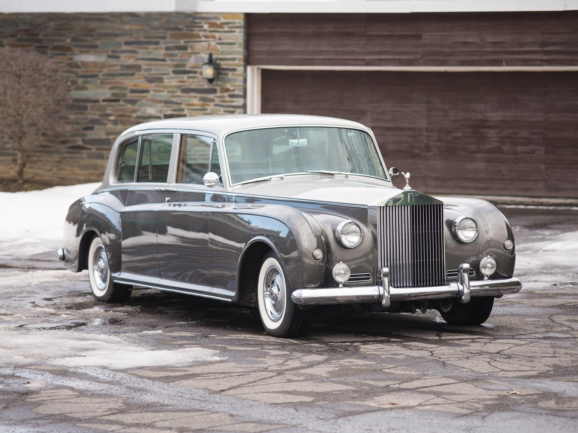 Rolls Royce Limo >> Rm Sotheby S 1962 Rolls Royce Phantom V Limousine By Park Ward