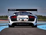2012 Audi R8 GT3 LMS Ultra  - $