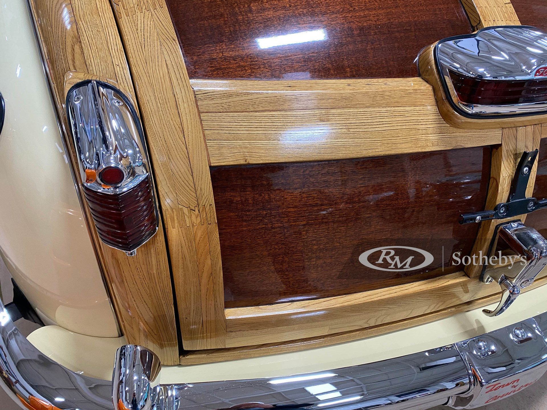 1948 Chrysler Town and Country Convertible  -
