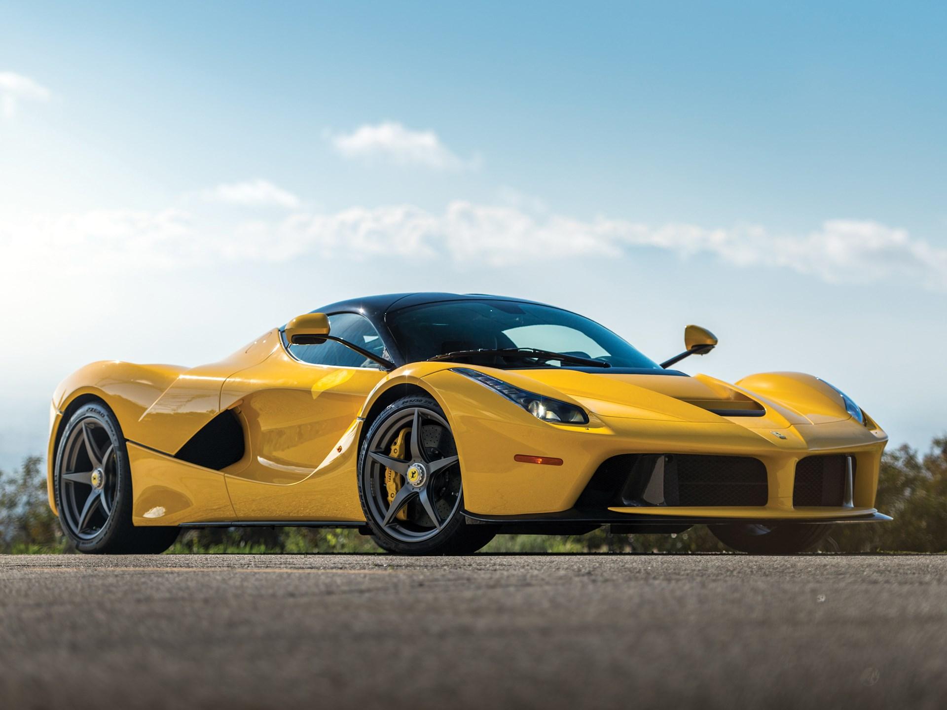 Rm Sothebys 2015 Ferrari Laferrari Fort Lauderdale 2019