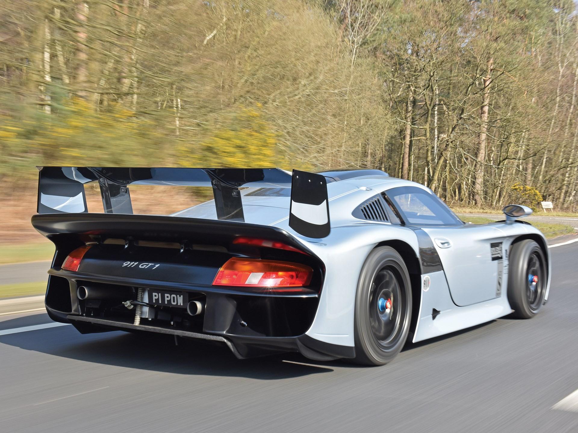 RM Sotheby's - 1997 Porsche 911 GT1 Evolution | Monaco 2016