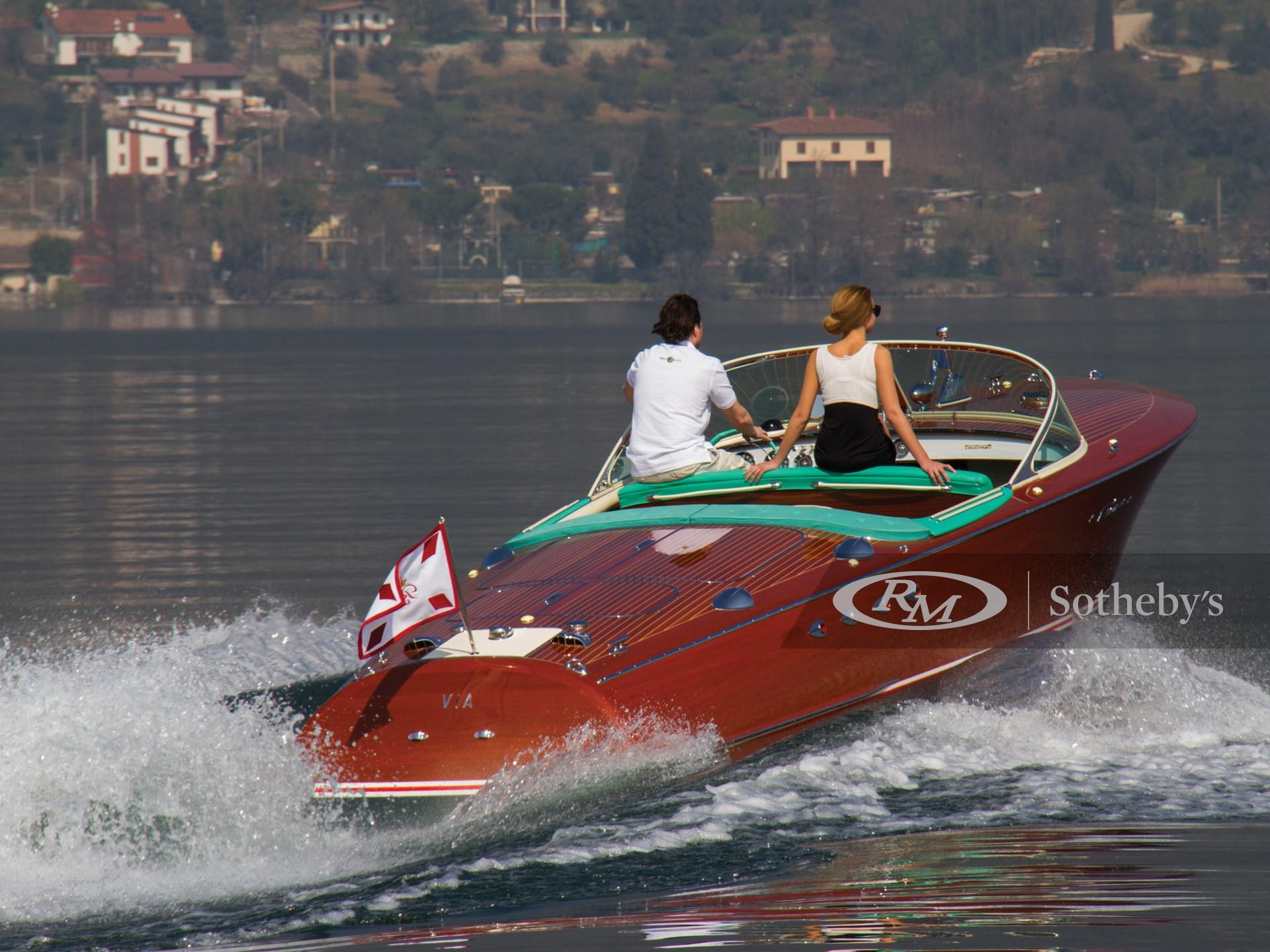 """1958 Riva Tritone """"Via""""  -"""