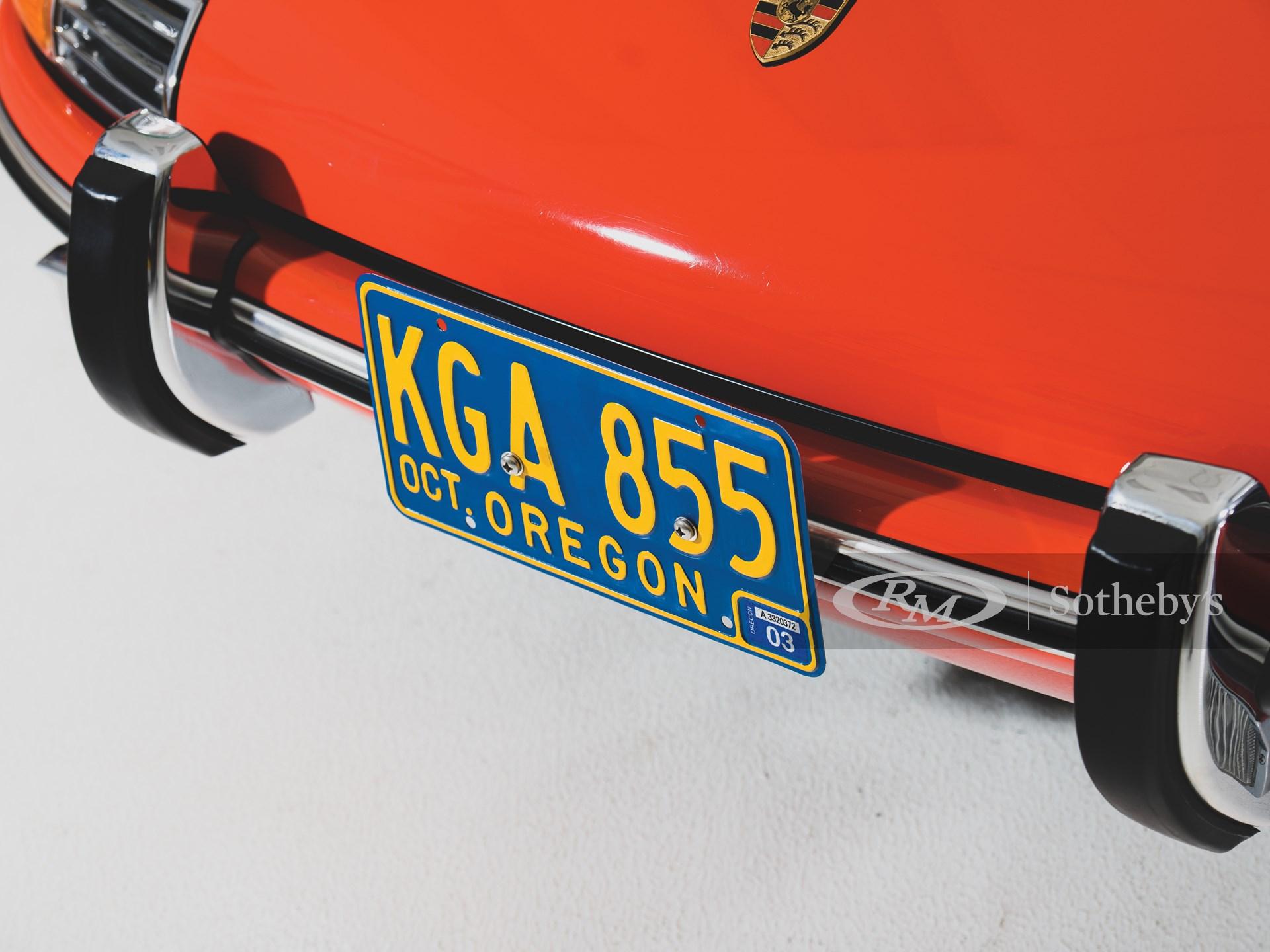 1969 Porsche 912 Coupe by Karmann -