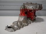 Intake Manifold with Supercharger - $