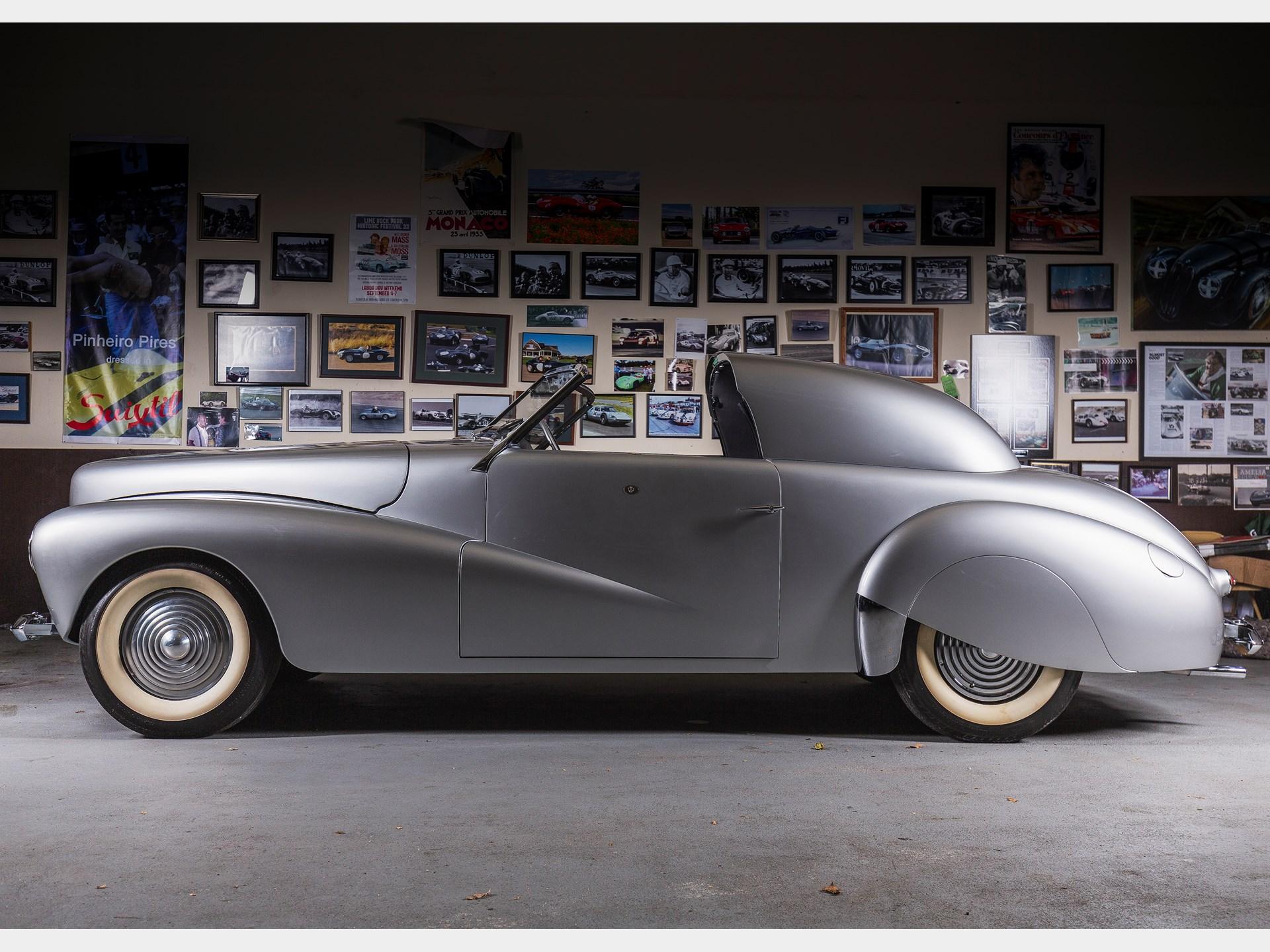 "1941 Mercury ""Stengel"" Custom by Coachcraft"