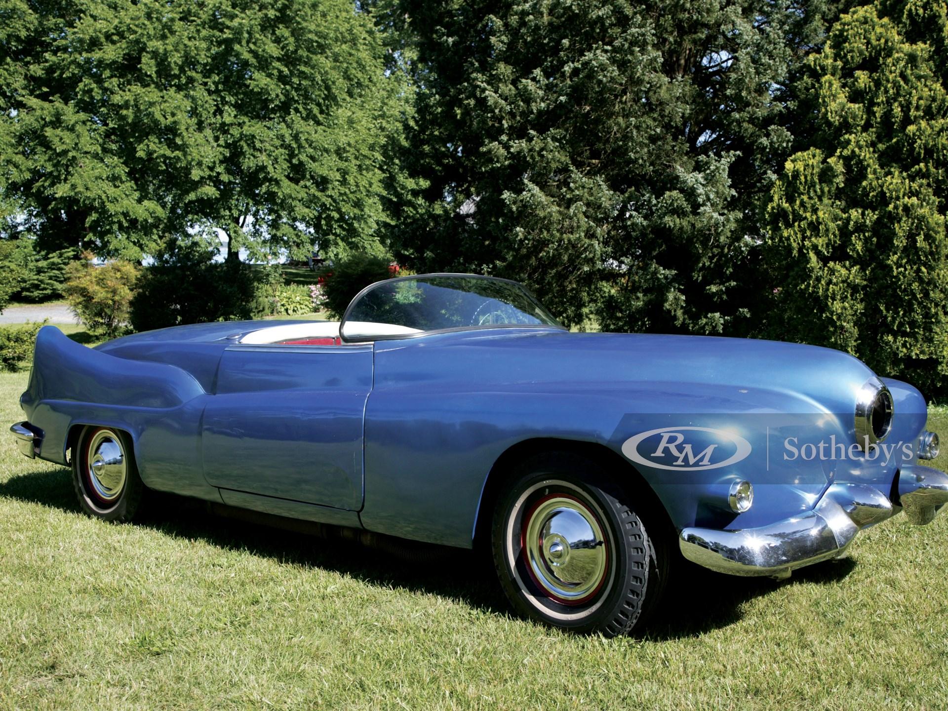 1954 Cramer Comet   -
