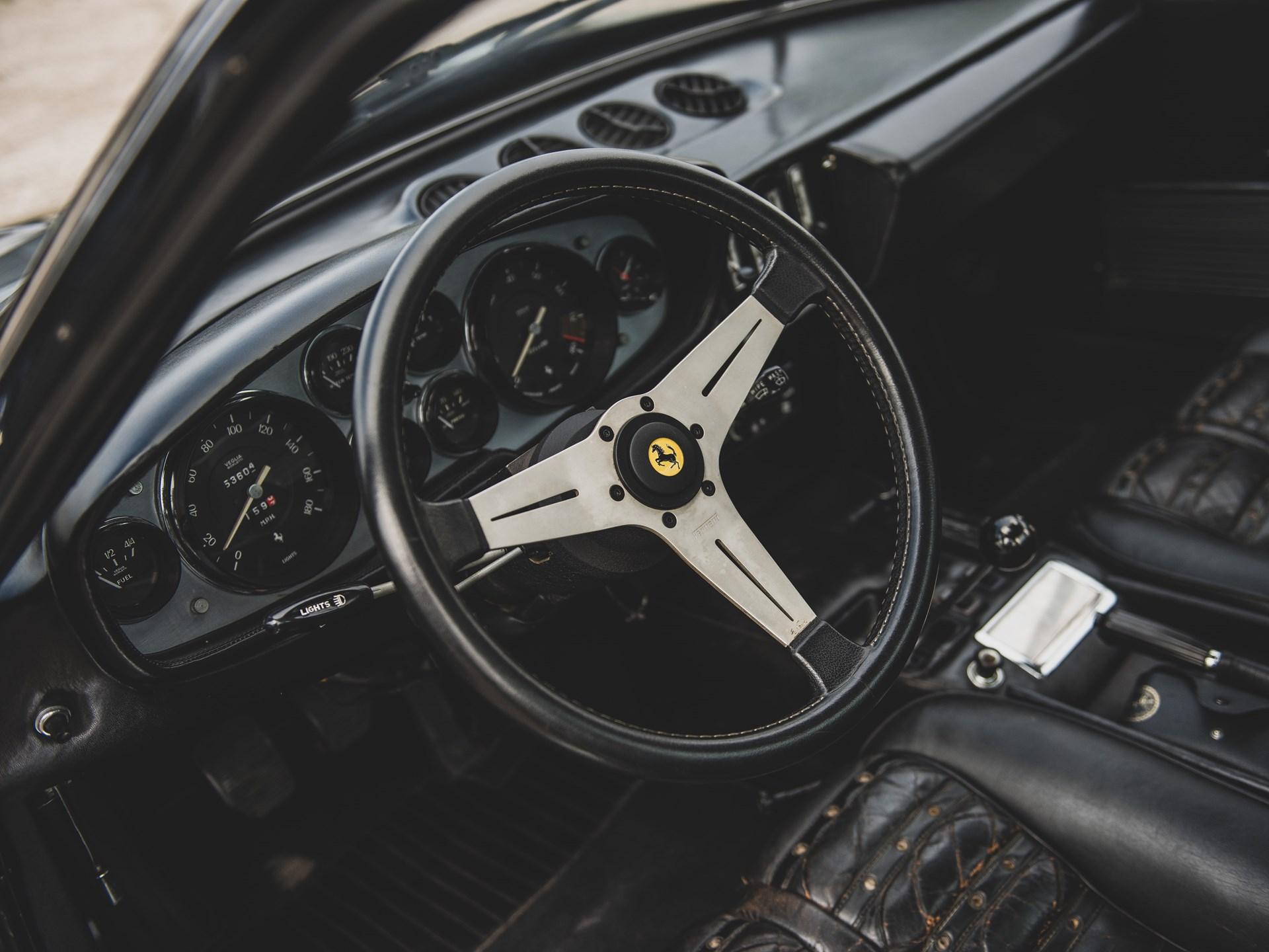 1971 Ferrari 365 GTB/4 Daytona Berlinetta by Scaglietti