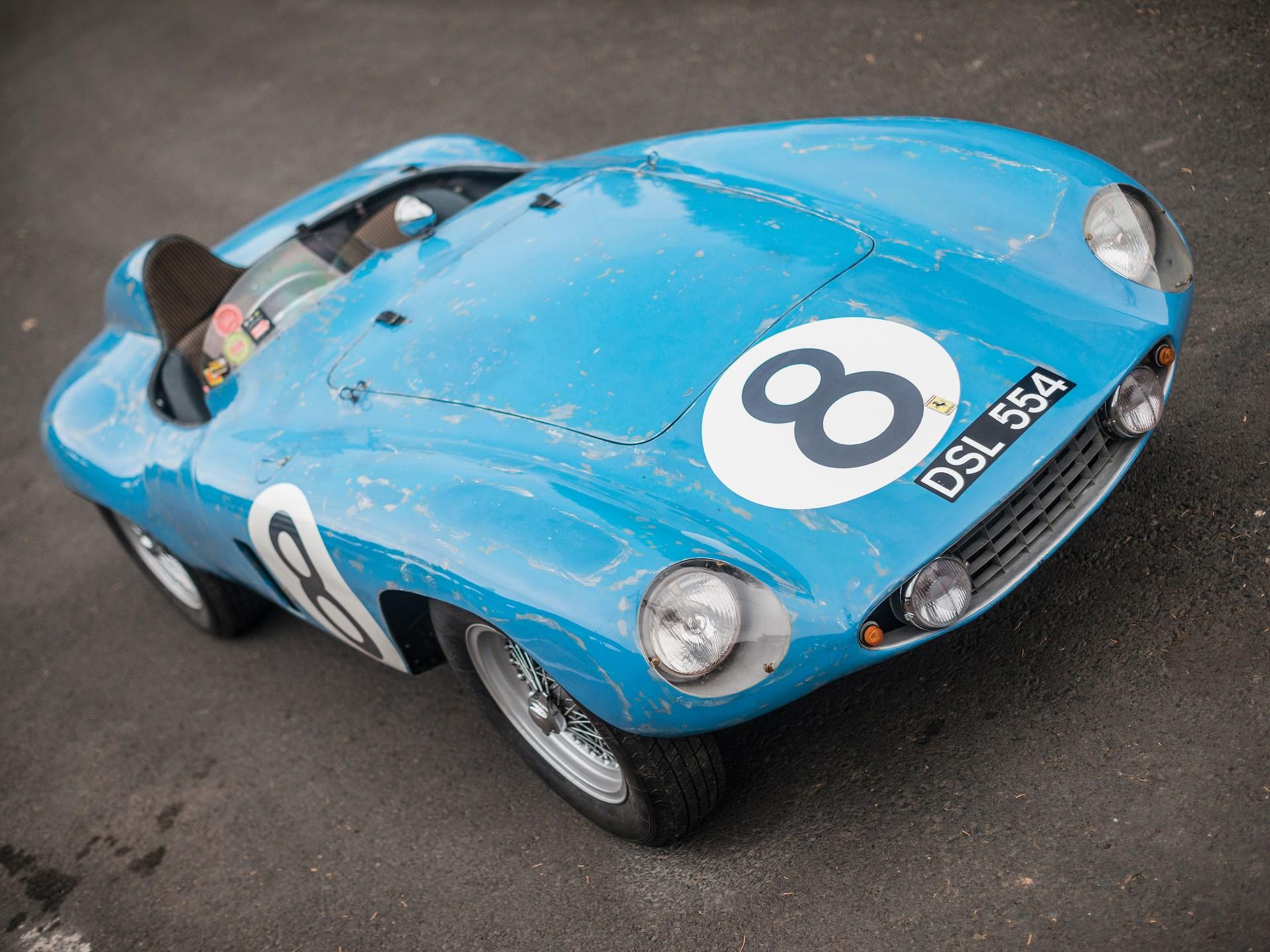 1955 Ferrari 500 Mondial by Scaglietti