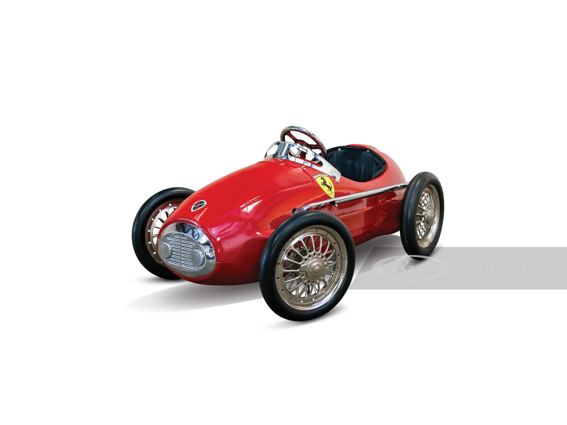 Ferrari Pedal Car by American Retro -