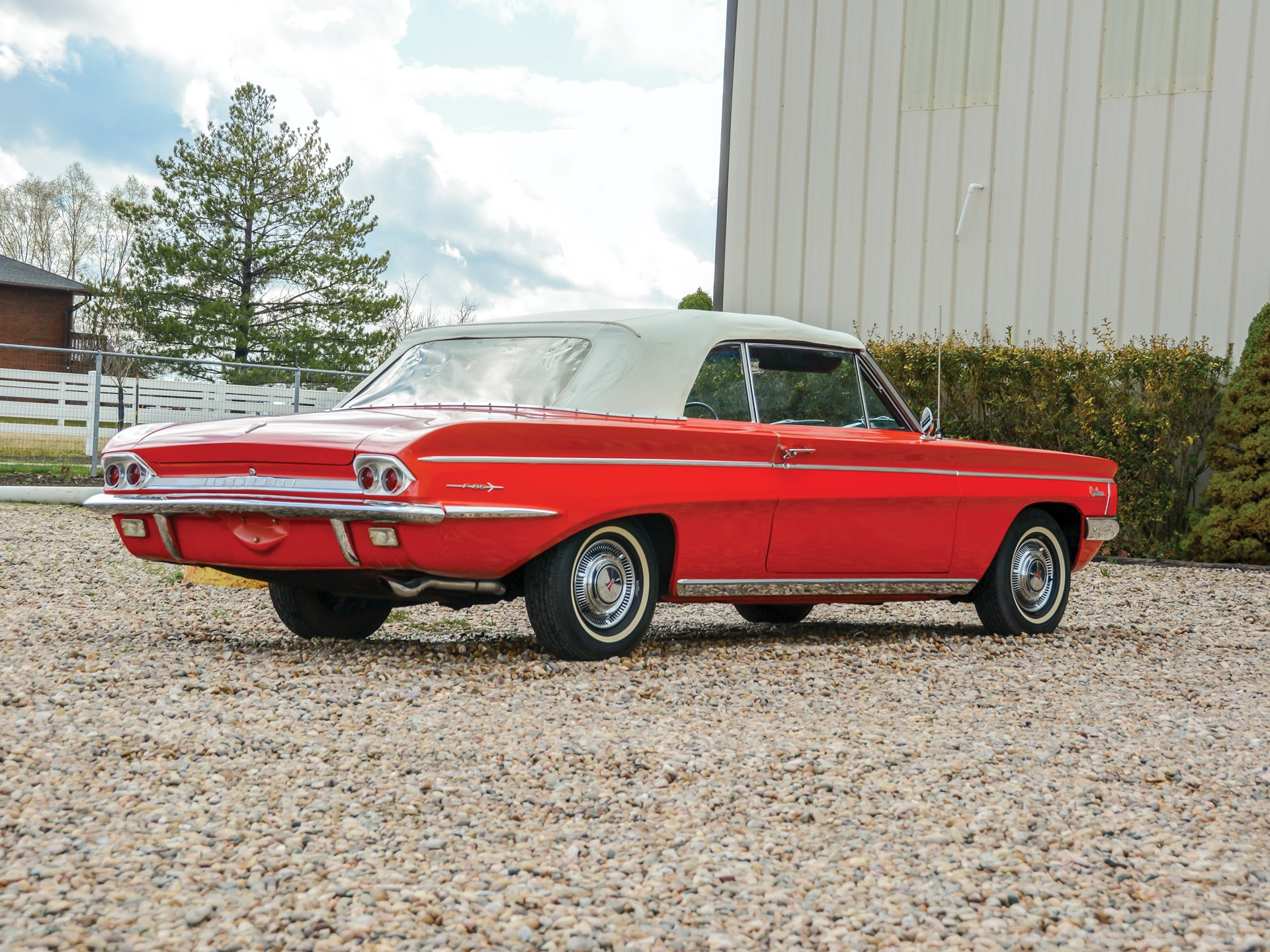 1962 Oldsmobile F-85 Cutlass Convertible