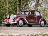 1937 Alfa Romeo 6C 2300 B Pescara Berlina by Touring - $Captured at Via Emilia Ovest on 09 April 2019. At 1/60, f 4, iso100 with a {lens type} at 120mm on a Canon EOS-1D Mark IV.  Photo: Cymon Taylor