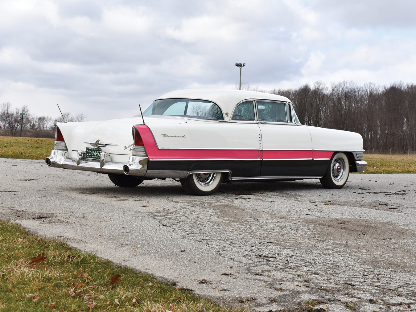 1955 Packard Four Hundred